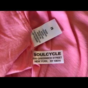 soulcycle Tops - Soul cycle limited edition L.A. muscle tank